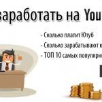 Как заработать на Ютубе с нуля— пошаговая инструкция + сколько зарабатывают ютуберы и cколько платит Ютуб за просмотры видео-блоггерам
