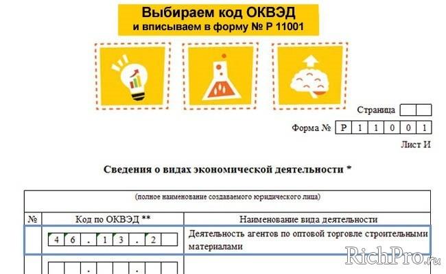 Регистрация Нового Ооо Пошаговая Инструкция - фото 10