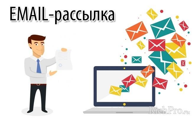 Заработок на продаже рекламы в EMAIL-рассылке