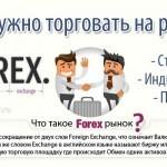 Как нужно торговать на рынке Forex— подробная инструкция для начинающих трейдеров, обзор лучших индикаторов и торговых стратегий + личный пример заработка на Форекс