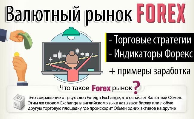 Как торговать и заработать на рынке Форекс - индикаторы и стратегии Forex