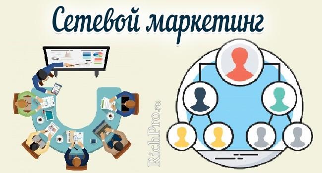 Сетевой маркетинг со стороны бизнеса