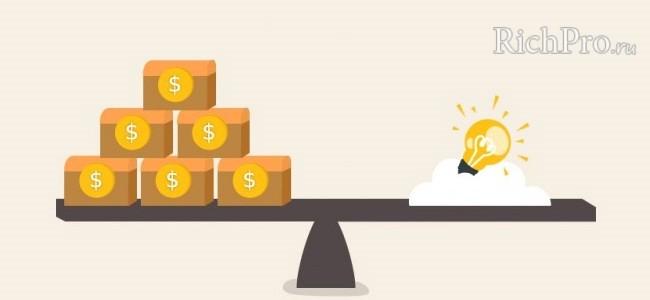 Инвестиции в интернет-проекты (веб-сайты, стартапы)