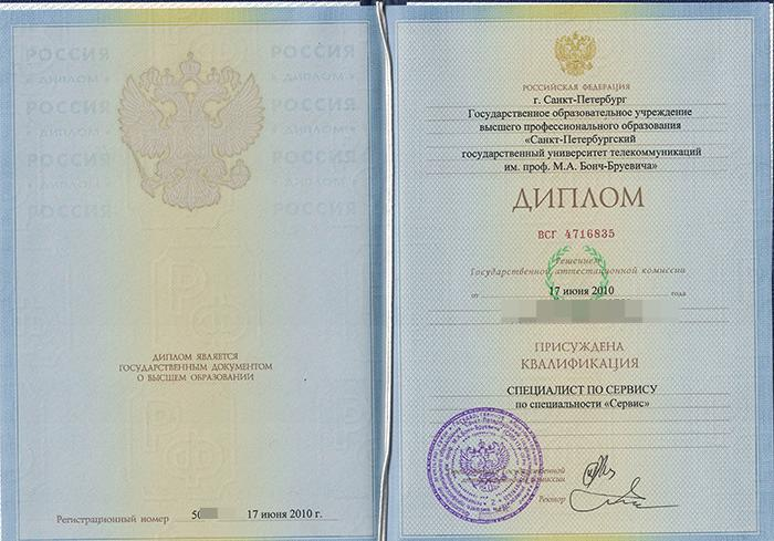 Диплом Ярослава - эксперта Richpro.ru